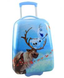 Puzzle Disney Frozen Sven and Olaf, Travel suitcase for children, size 31 x 21 x 45 cm