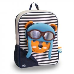 Puzzle Tots Backpack / suitcase for children, Squirrel, from 3r +