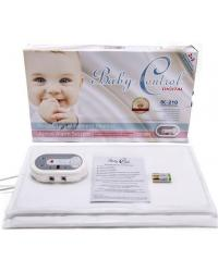 Puzzle Baby Control BC-210 breath monitor, with 1x2 sensor pads