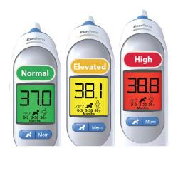 """Puzzle BRAUN ThermoScan 7 IRT6520 ear thermometer with """"AGE Precision"""" system, white"""