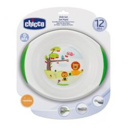 Chicco Set tanierov, 2ks
