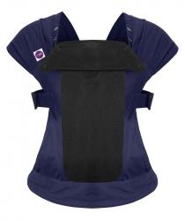 Puzzle Izmi Breeze Ergonomic baby carrier with 4 positions, from 0m +, dark blue