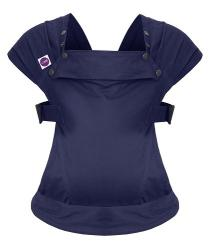 Puzzle Izmi Ergonomic baby carrier with 4 positions, from 0m +, dark blue