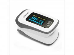 Puzzle JUMPER JPD-500F pulse oximeter with OLED screen and Bluetooth