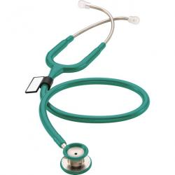 Puzzle MDF 777 MD ONE Stethoscope for Internal Medicine, green (MDF17)
