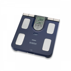 Puzzle OMRON BF-511, Fat meter with weight, navy