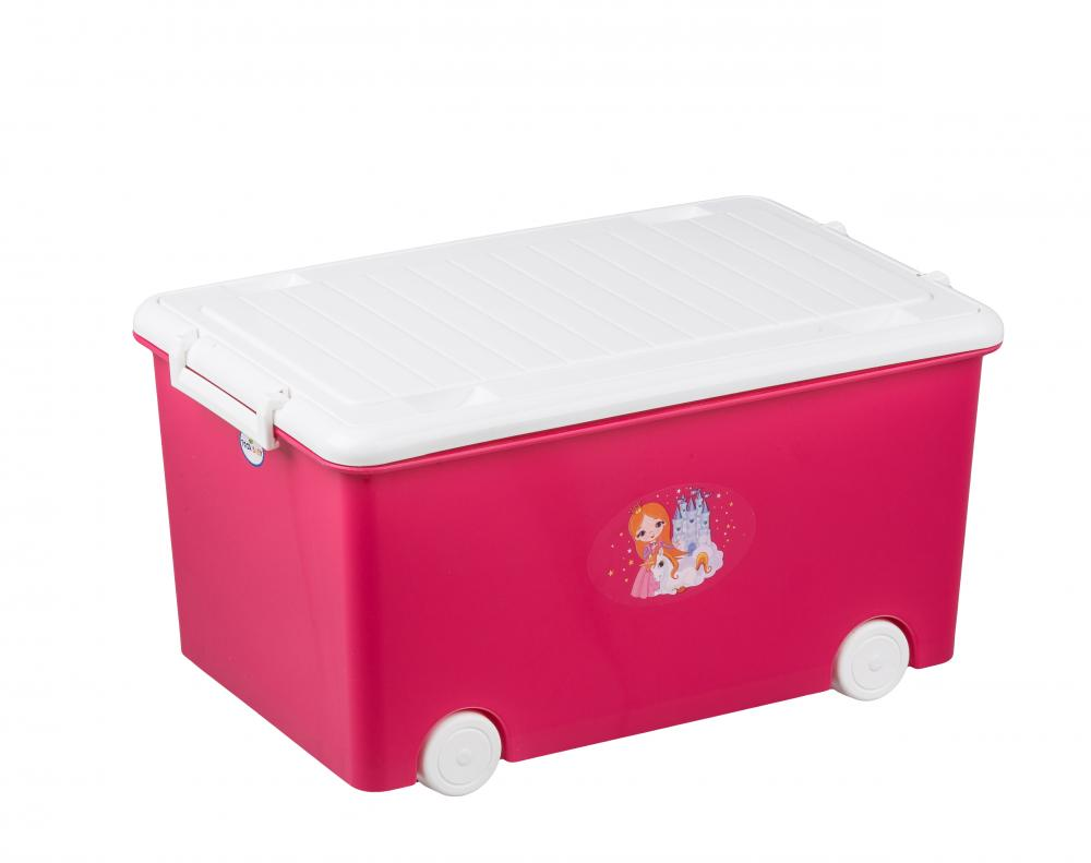 TEGA BABY Box na hračky Little Princess - junior